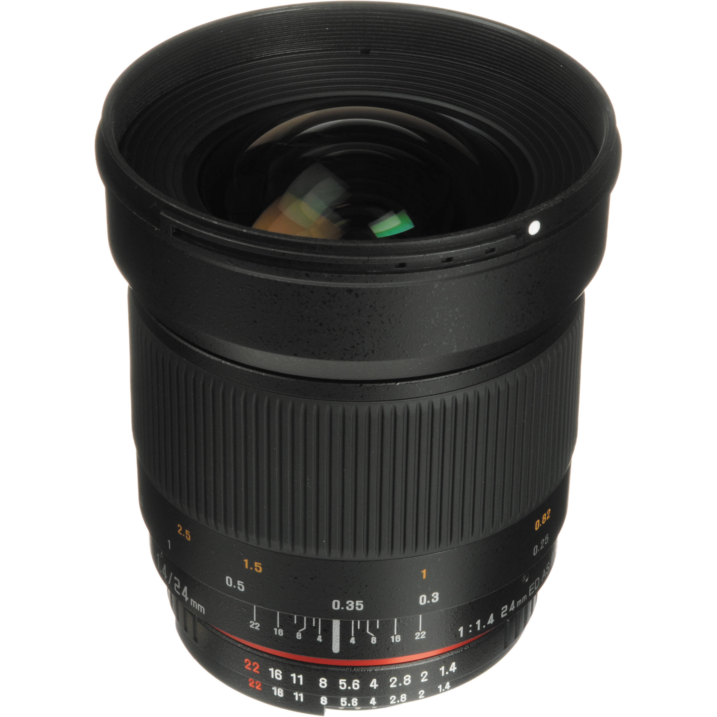 Samyang 24mm f/1.4 ED AS UMC Wide-Angle Lens (Nikon)
