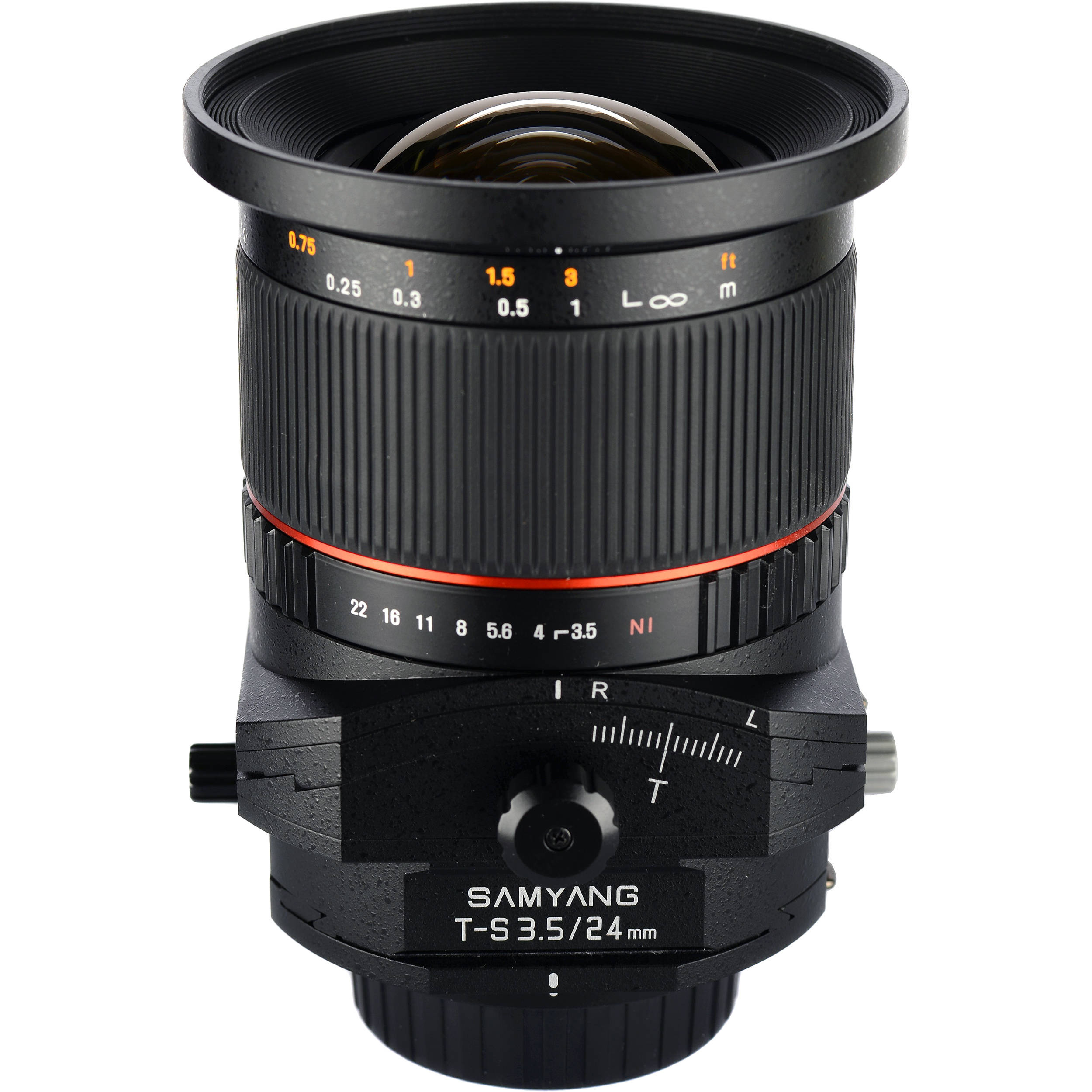 Samyang 24mm f/3.5 ED AS UMC Tilt-Shift Lens (Nikon)