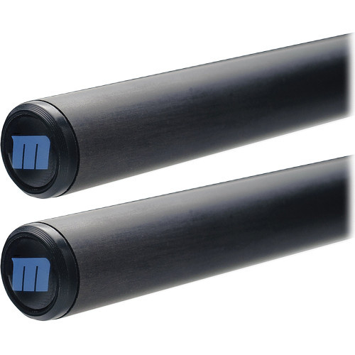 "Redrock Micro 2"" 15mm Carbon Fibre Rods (1 Pair)"
