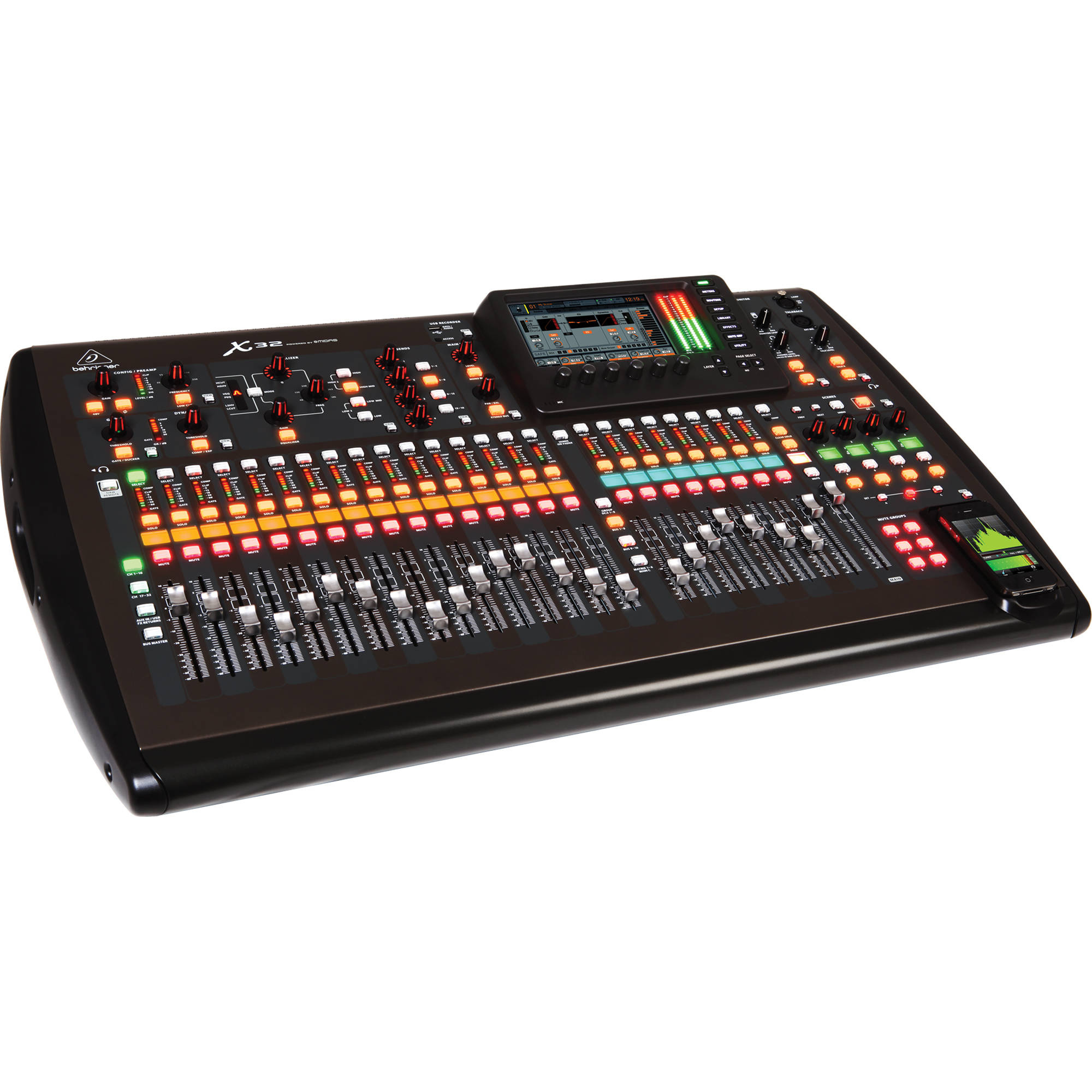 Behringer X32 Digital Mixer Live/Recording