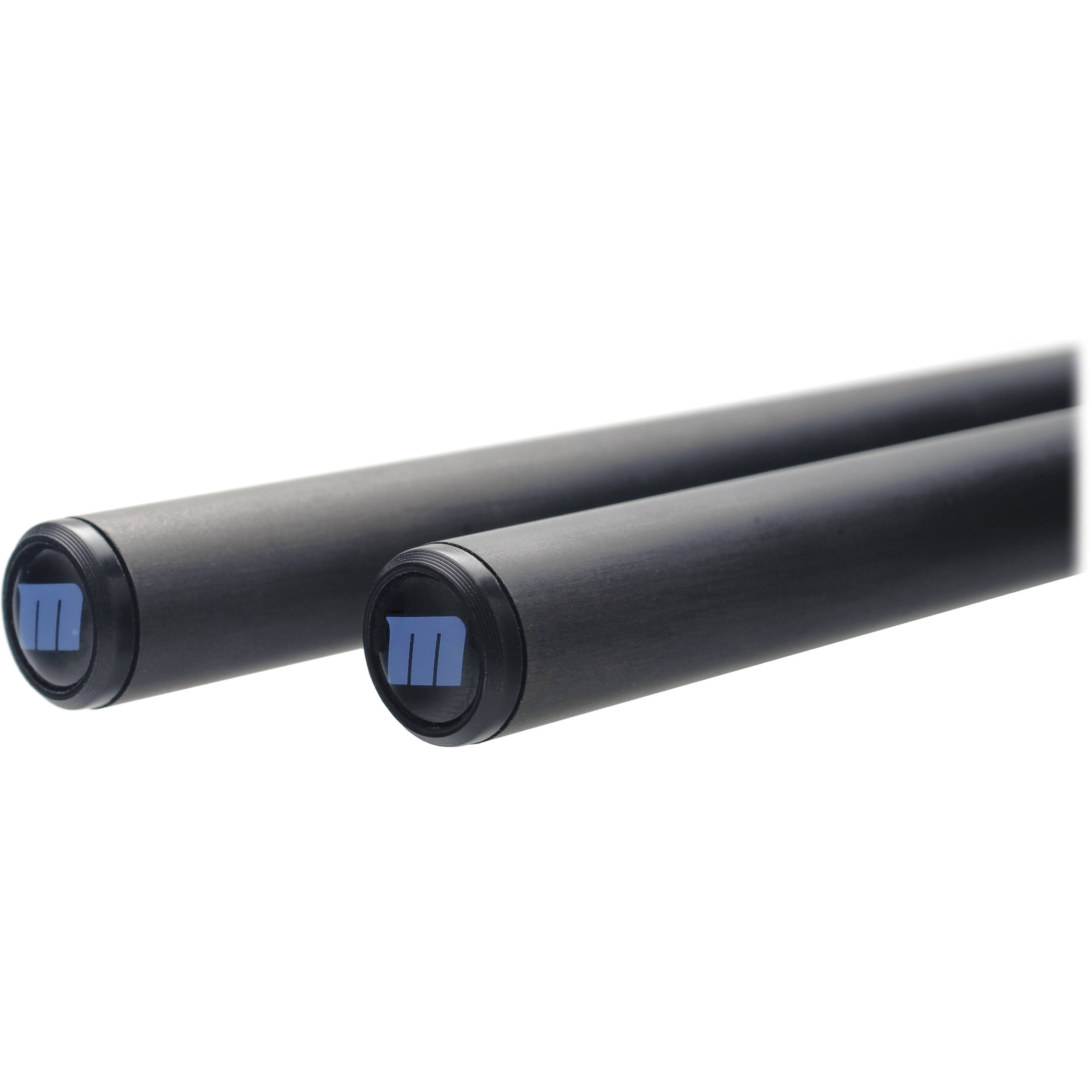 Redrock Micro 12'' 15mm carbon fibre rods (1 pair)