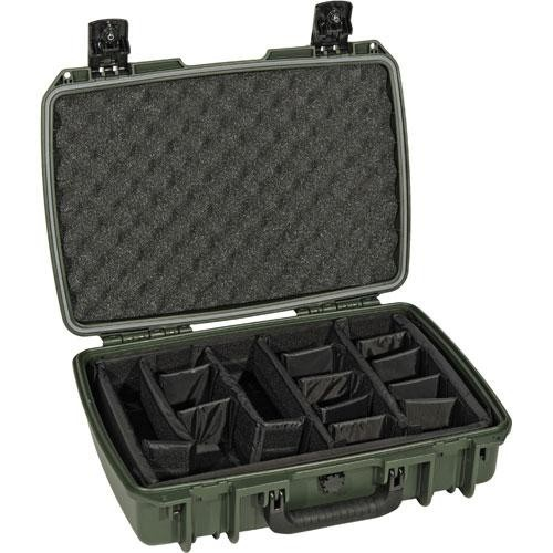 Pelican iM2370 Storm Case with Padded Dividers (Olive Drab Green)
