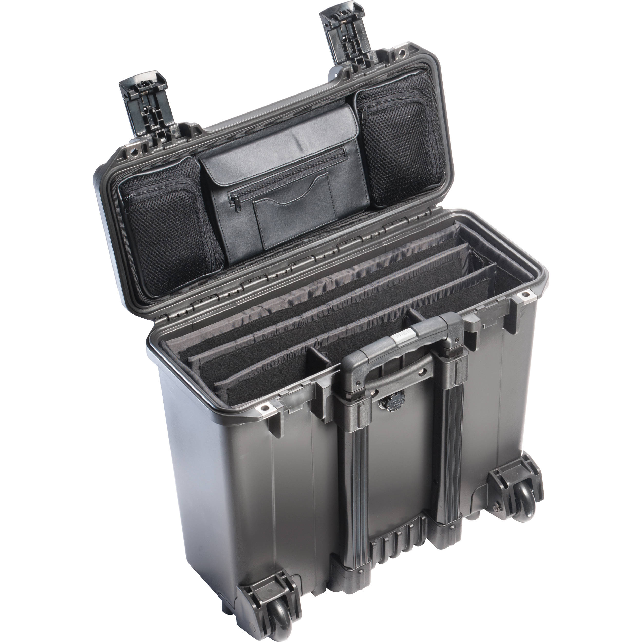 Pelican iM2435 Storm Case Top Loader w/ dividers (Black)