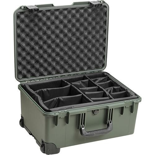 Pelican iM2620 Storm Case with Padded Dividers (Olive Drab Green)