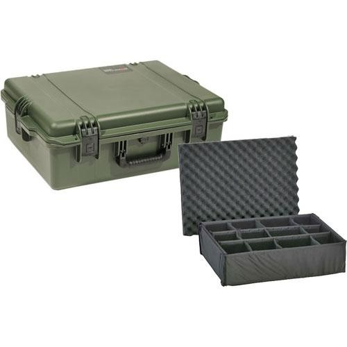 Pelican iM2700 Storm Case with Padded Dividers (Olive Drab Green)