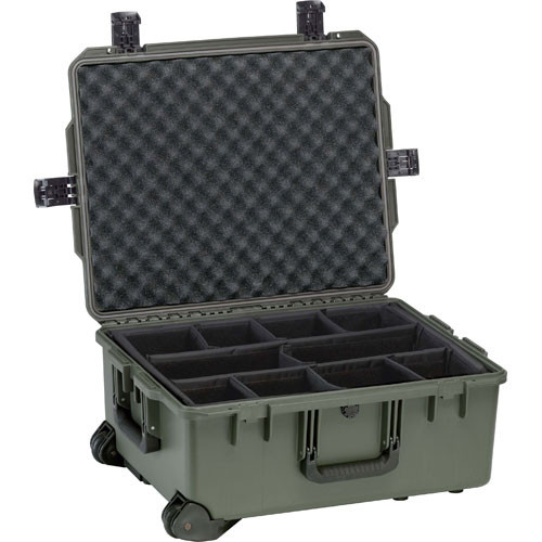 Pelican iM2720 Storm Case with Padded Dividers (Olive Drab Green)