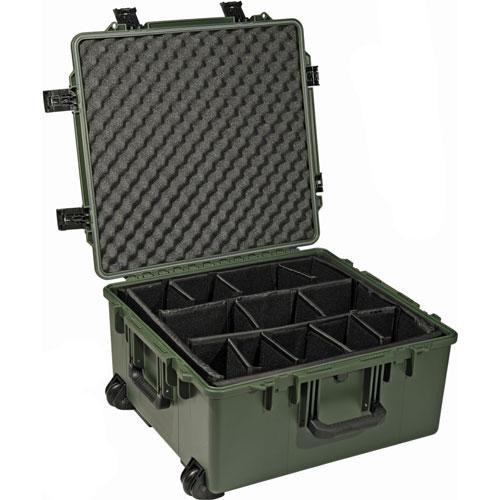 Pelican iM2875 Storm Case with Padded Dividers (Olive Drab Green)
