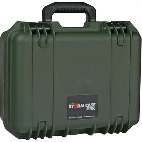 Pelican iM2100 Storm Case without Foam (Olive Drab Green)