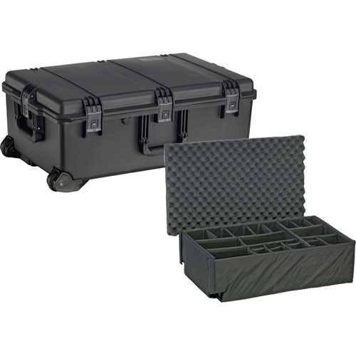 Pelican iM2950 Storm Trak Case with Padded Dividers (Black)