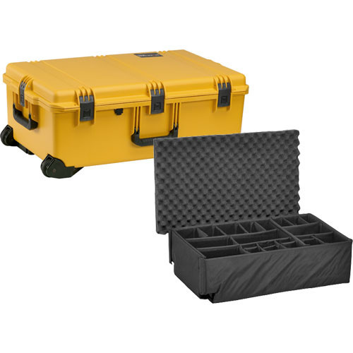 Pelican iM2950 Storm Case with Padded Dividers (Yellow)