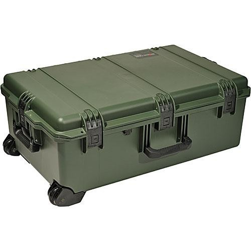 Pelican iM2950 Storm Trak Case with Padded Dividers (Olive Drab Green)