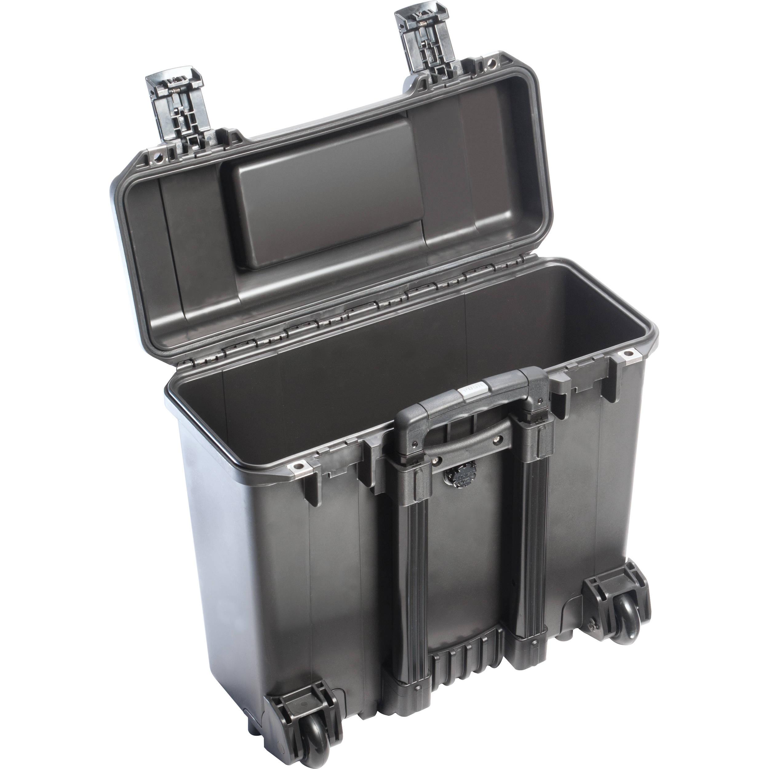 Pelican Storm iM2435 Top Loader Case no Foam (Black)