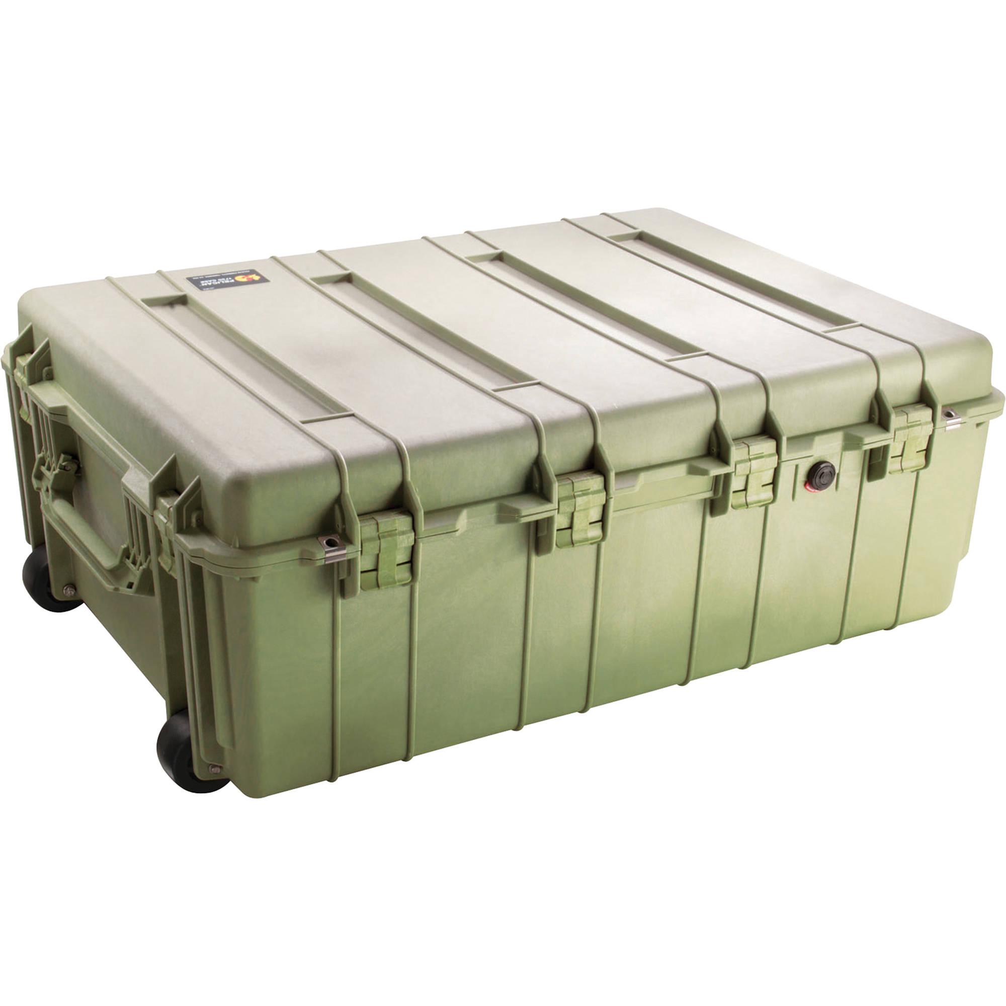 Pelican 1730 Transport Case (Olive Drab Green)