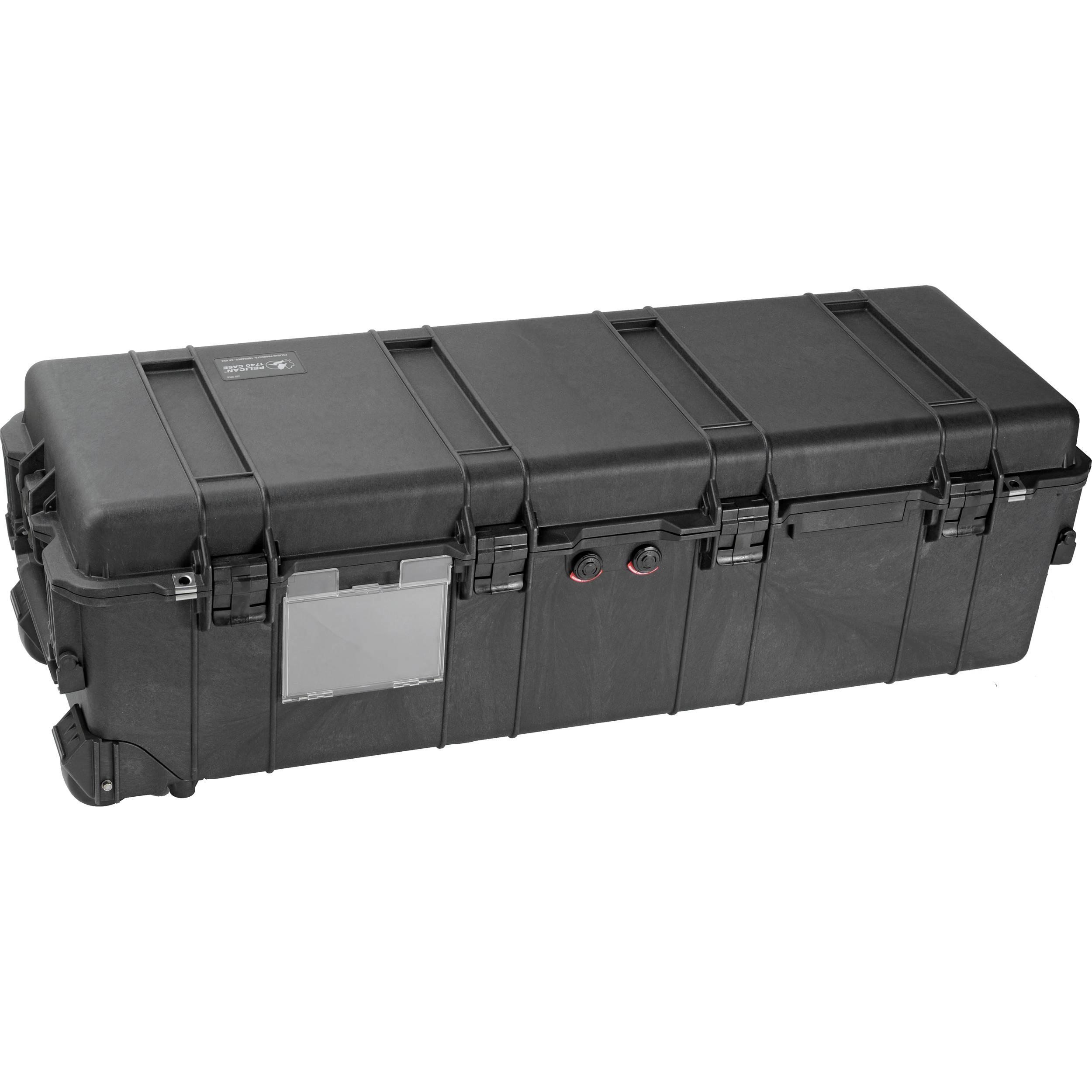 Pelican 1740NF Transport Case without Foam (Black)