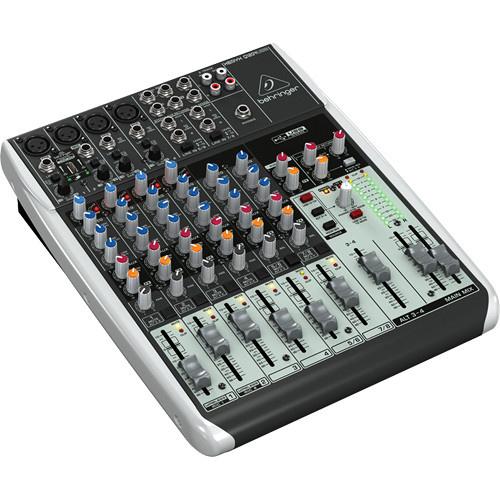 Behringer Xenyx Q1204USB Audio Mixer