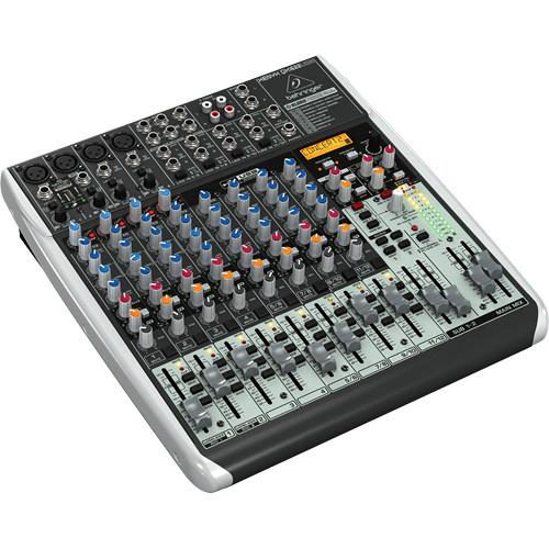 Behringer Xenyx QX1622USB Audio Mixer