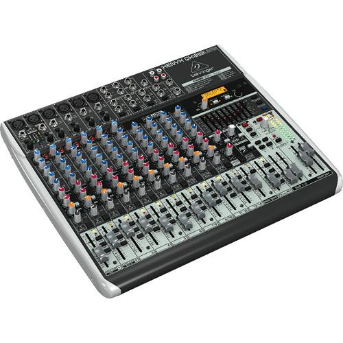 Behringer Xenyx QX1832USB Audio Mixer