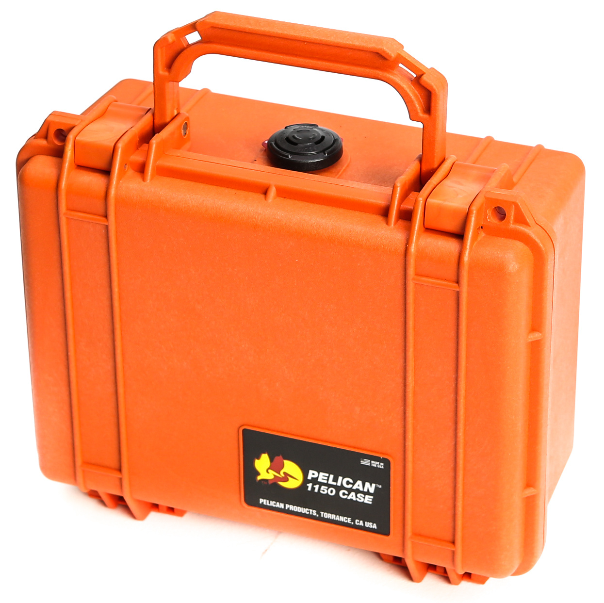 Pelican 1150 Case without Foam (Orange)