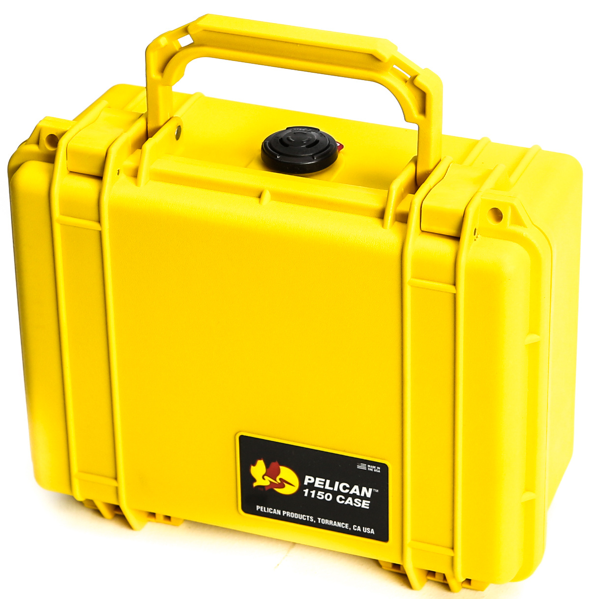 Pelican 1150 Case without Foam (Yellow)