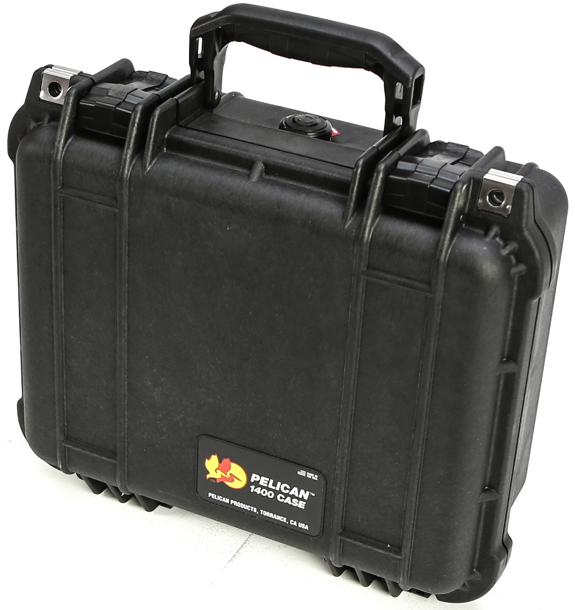 Pelican 1400NF Case without Foam (Black)