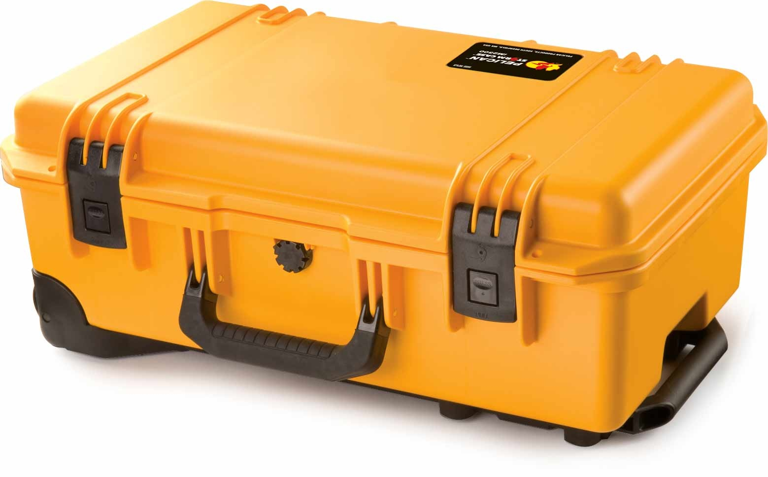 Pelican iM2500 Storm Case without Foam (Yellow)