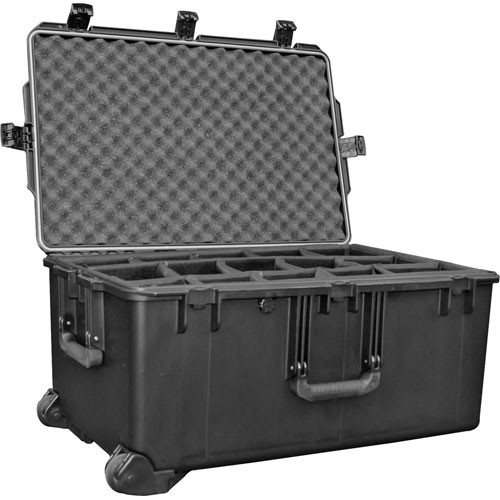 Pelican iM2975 Storm Case with Padded Dividers (Black)