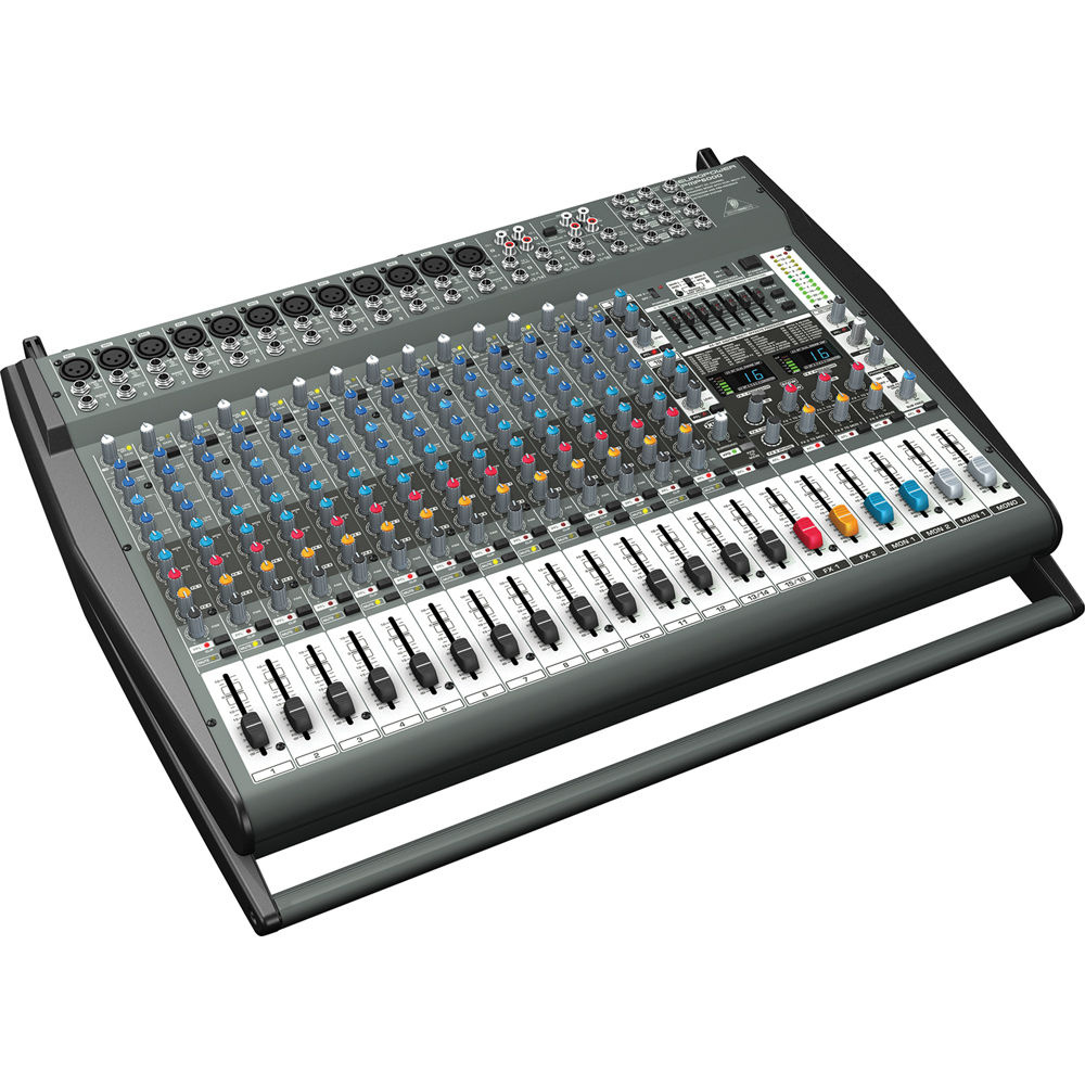 Behringer PMP6000 Mixer with FX