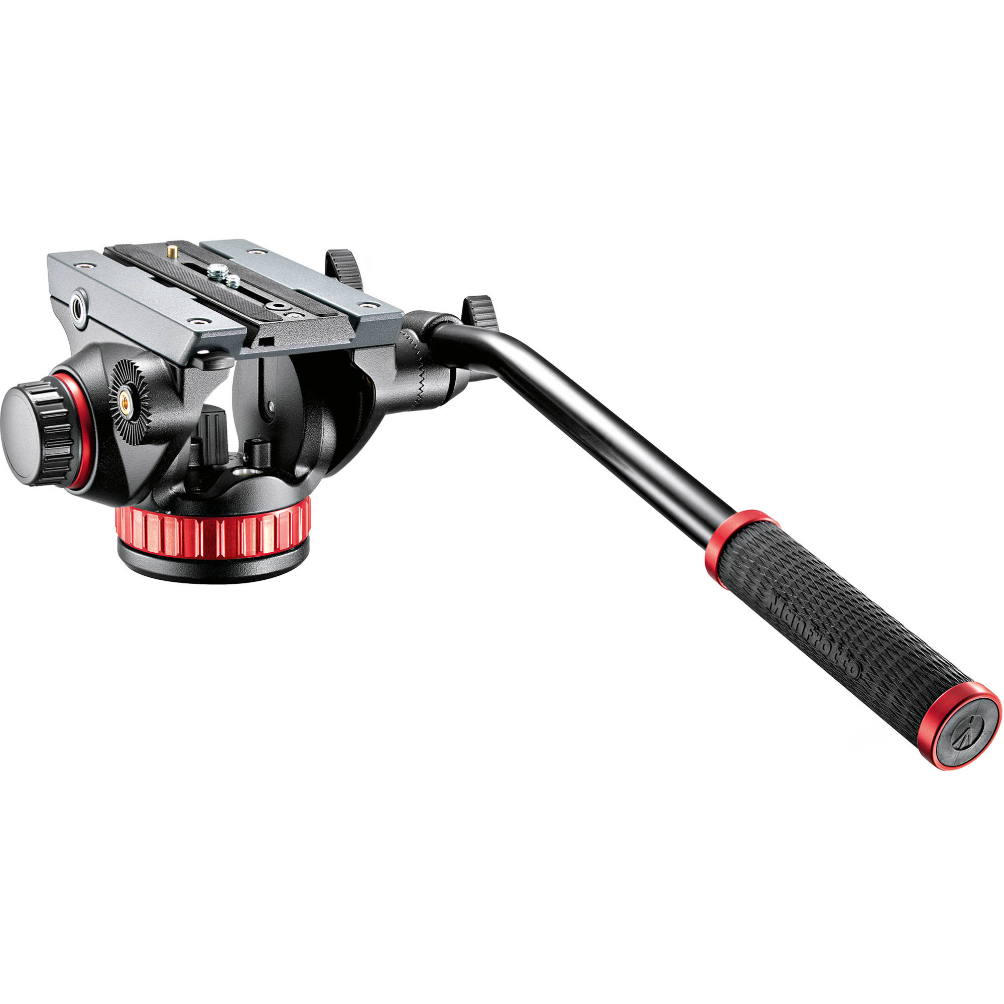 Manfrotto 502AH - Pro Video head with Flat Base