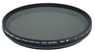 Marumi 77mm Variable ND2 - ND400 DHG filter
