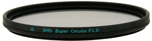 Marumi 62mm Super DHG Circular PLD Filter