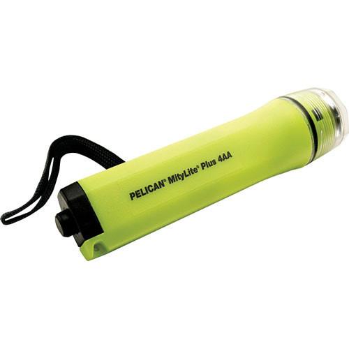 Pelican Mitylite 2430 Flashlight 4 'AA' Xenon Lamp - Water Resistant (Yellow)