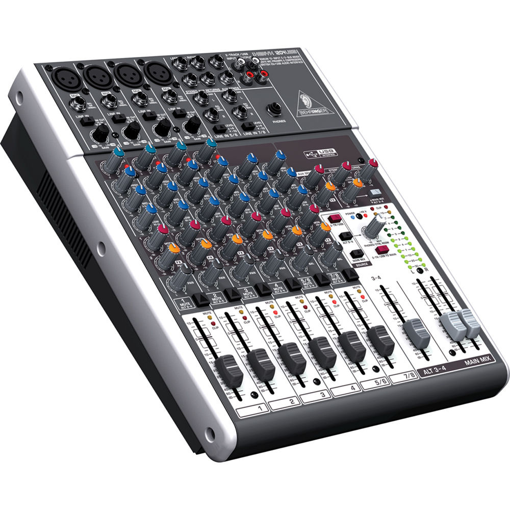 Behringer Xenyx 1204USB Mixer