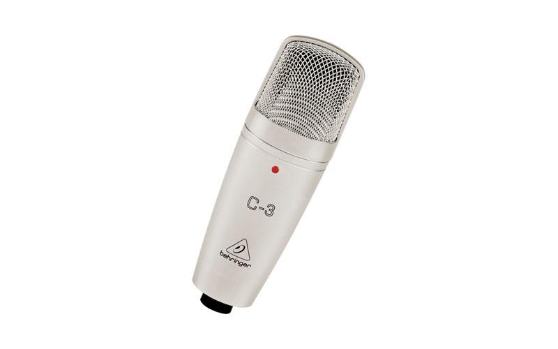 Behringer Studio Condenser Microphone C-3
