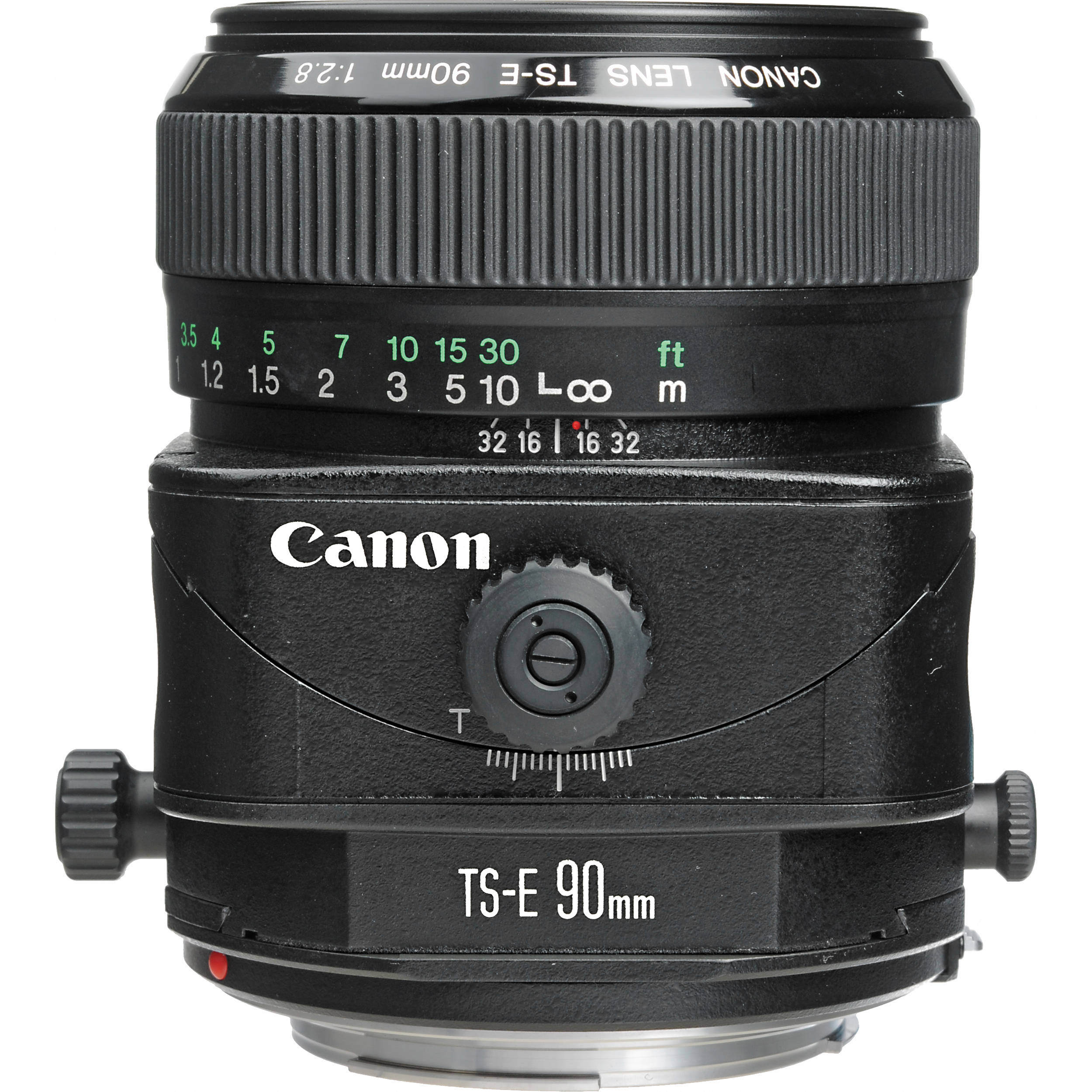 Canon 90mm f2.8 Tilt Shift Lens