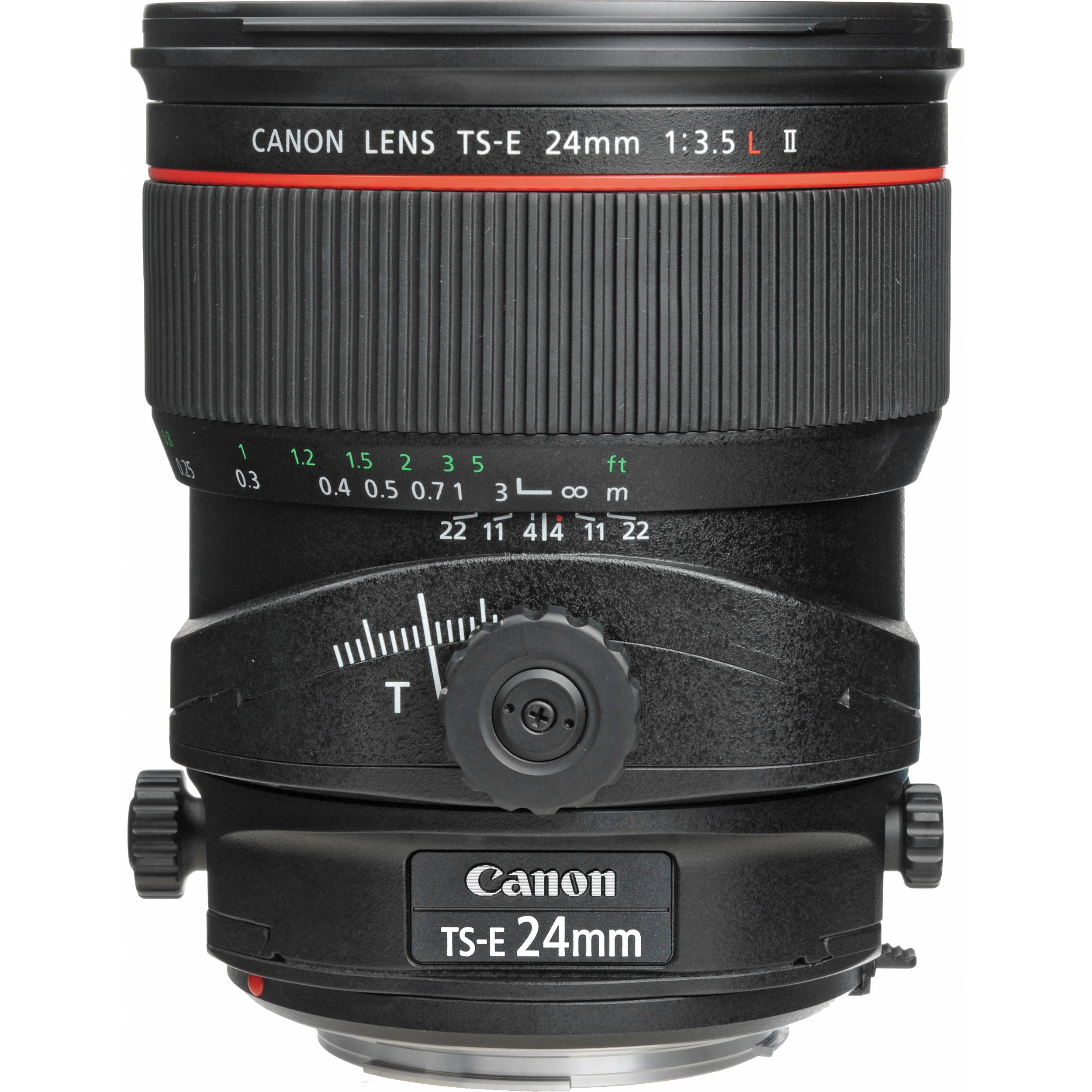 Canon TS-E 24mm f3.5 II Tilt Shift Lens