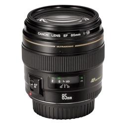Canon EF 85mm f1.8 USM Autofocus Lens