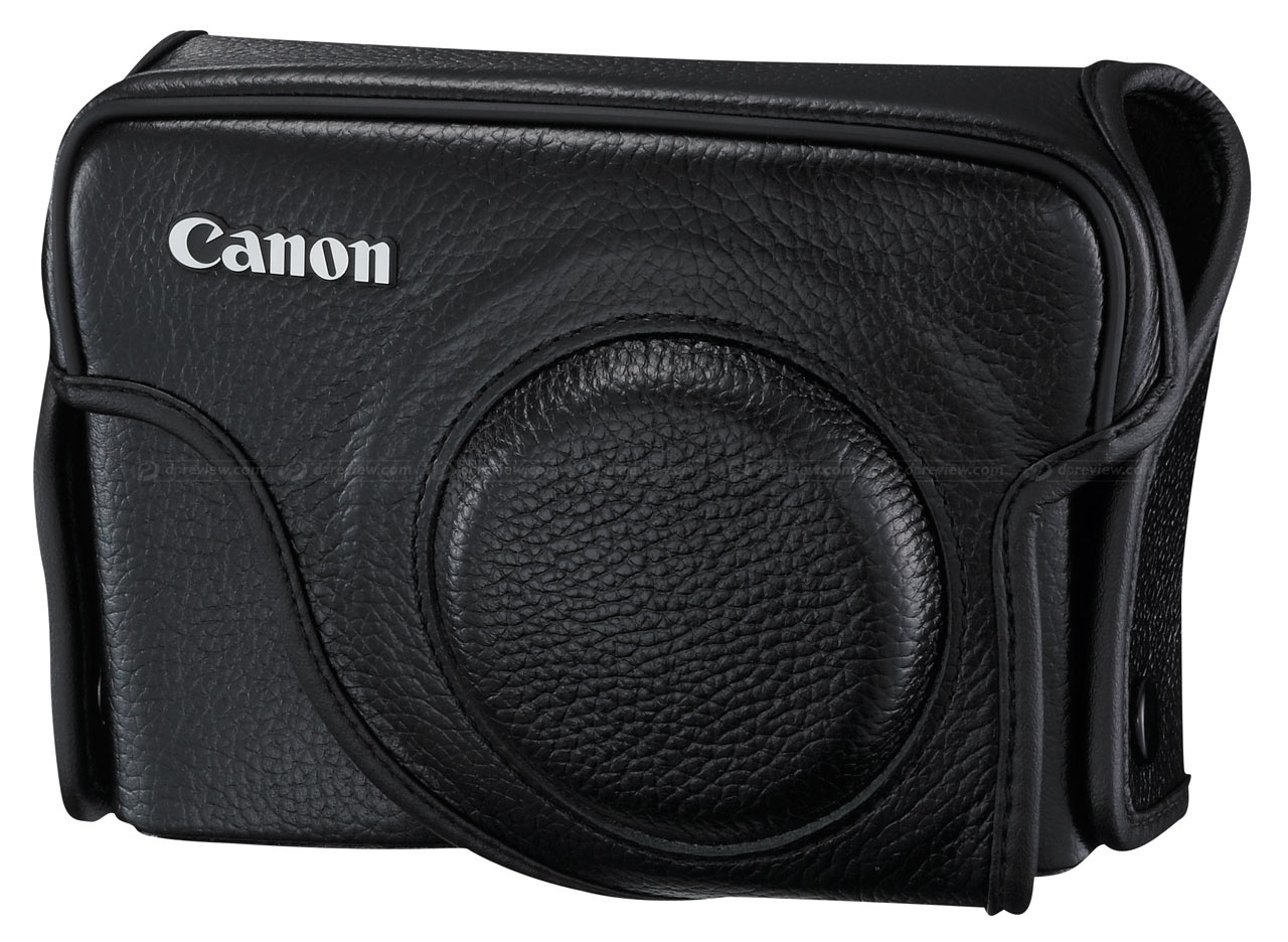 Canon SCDC65A Soft Leather Case