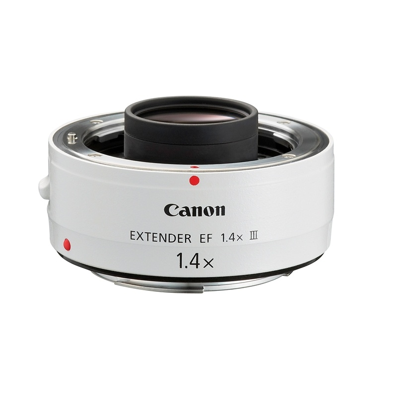 Canon Extender EF 1.4x III Telephoto Lens