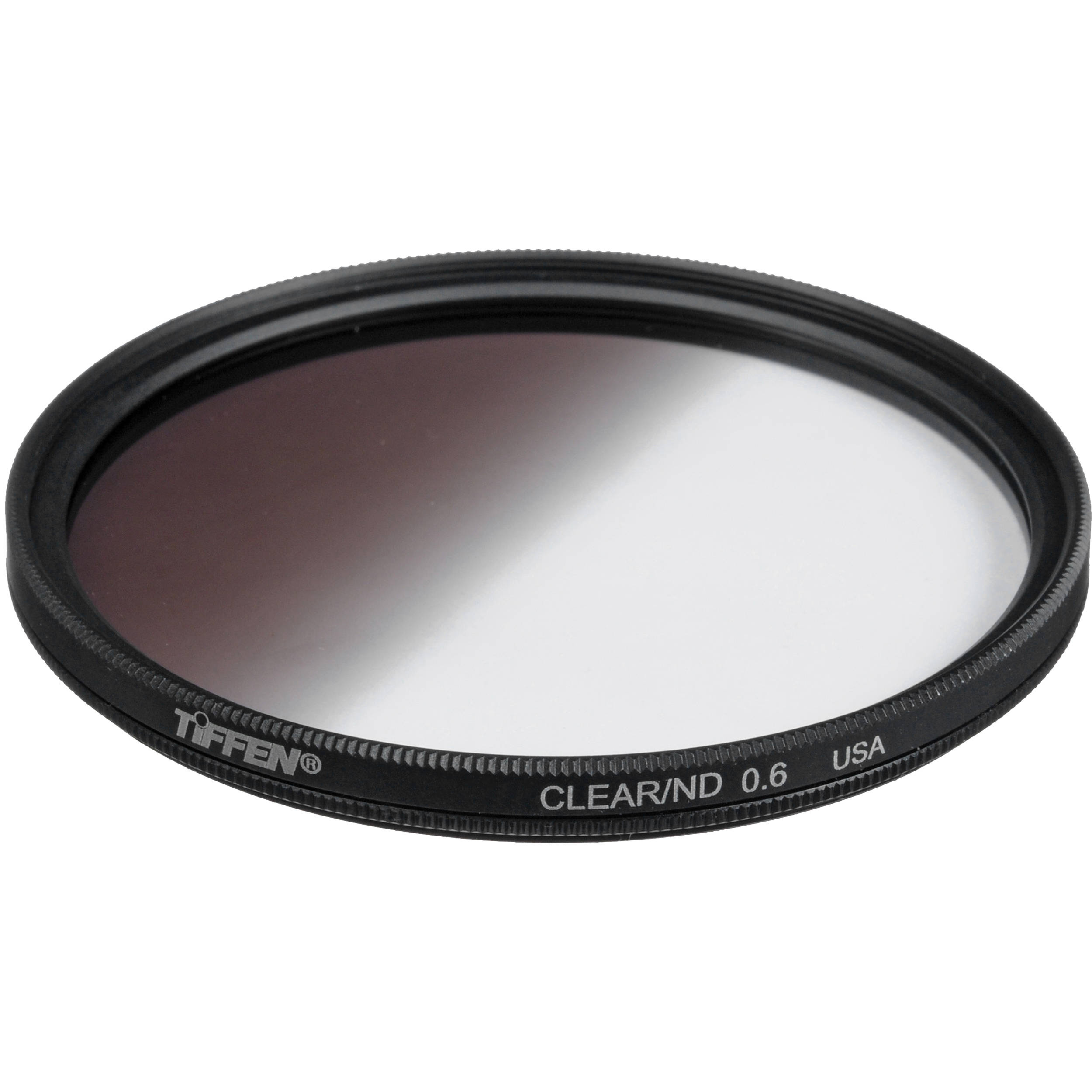 Tiffen 52mm Graduated Neutral Density (ND) 0.6 Glass Filter