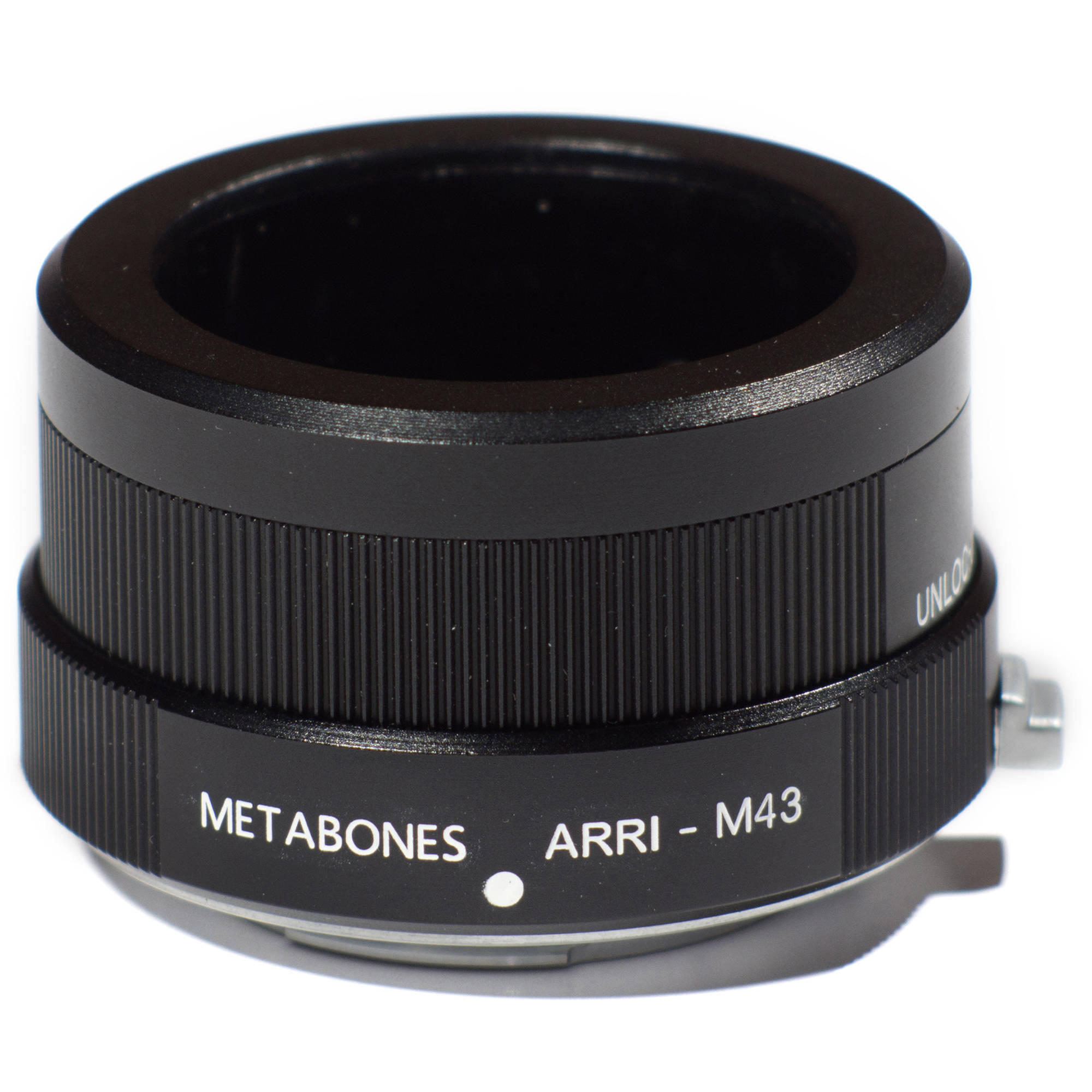 Metabones Arriflex Lens to Micro Four Thirds Lens Mount Adapter (Black)