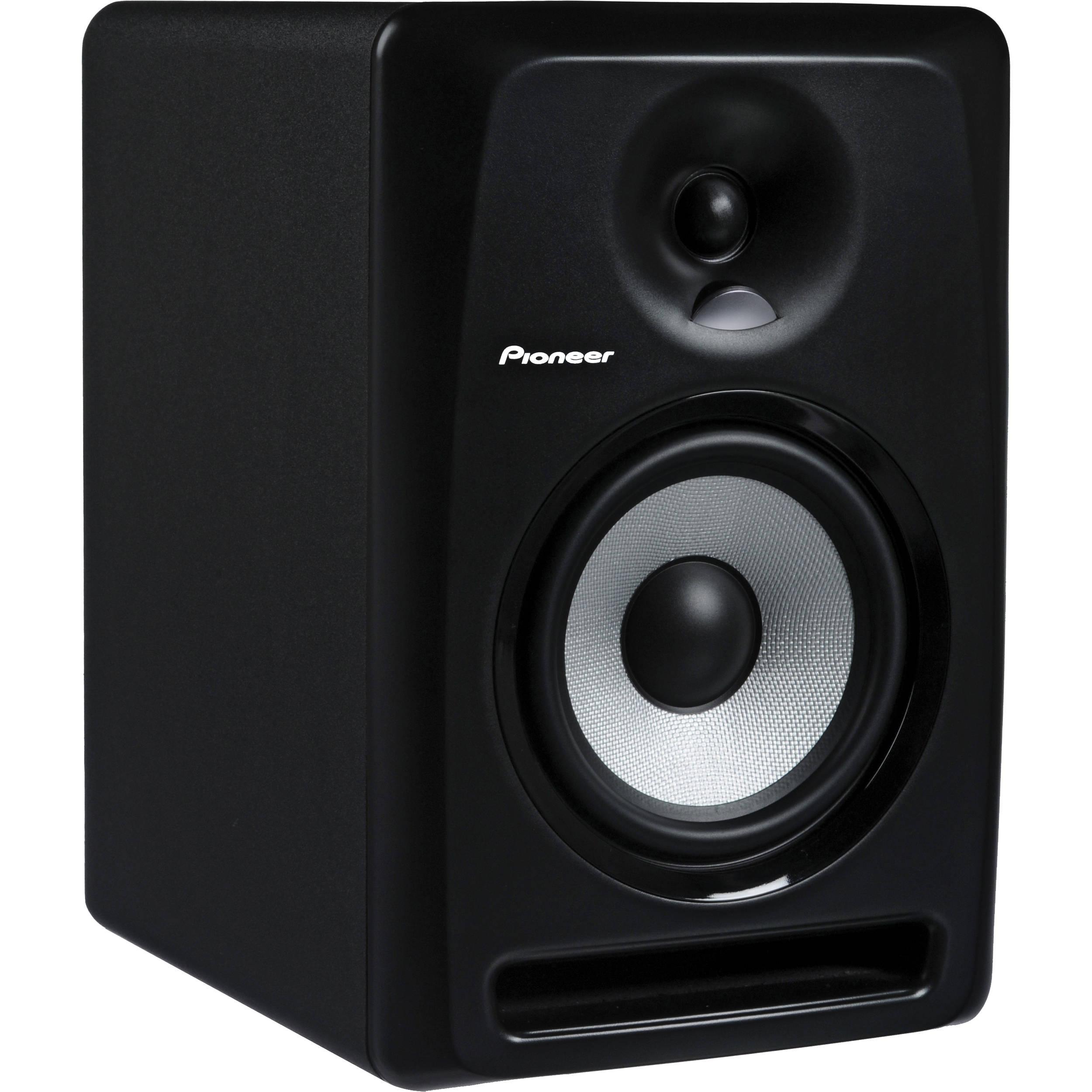 "Pioneer S-DJ60X 6"" Active Reference DJ Speaker"