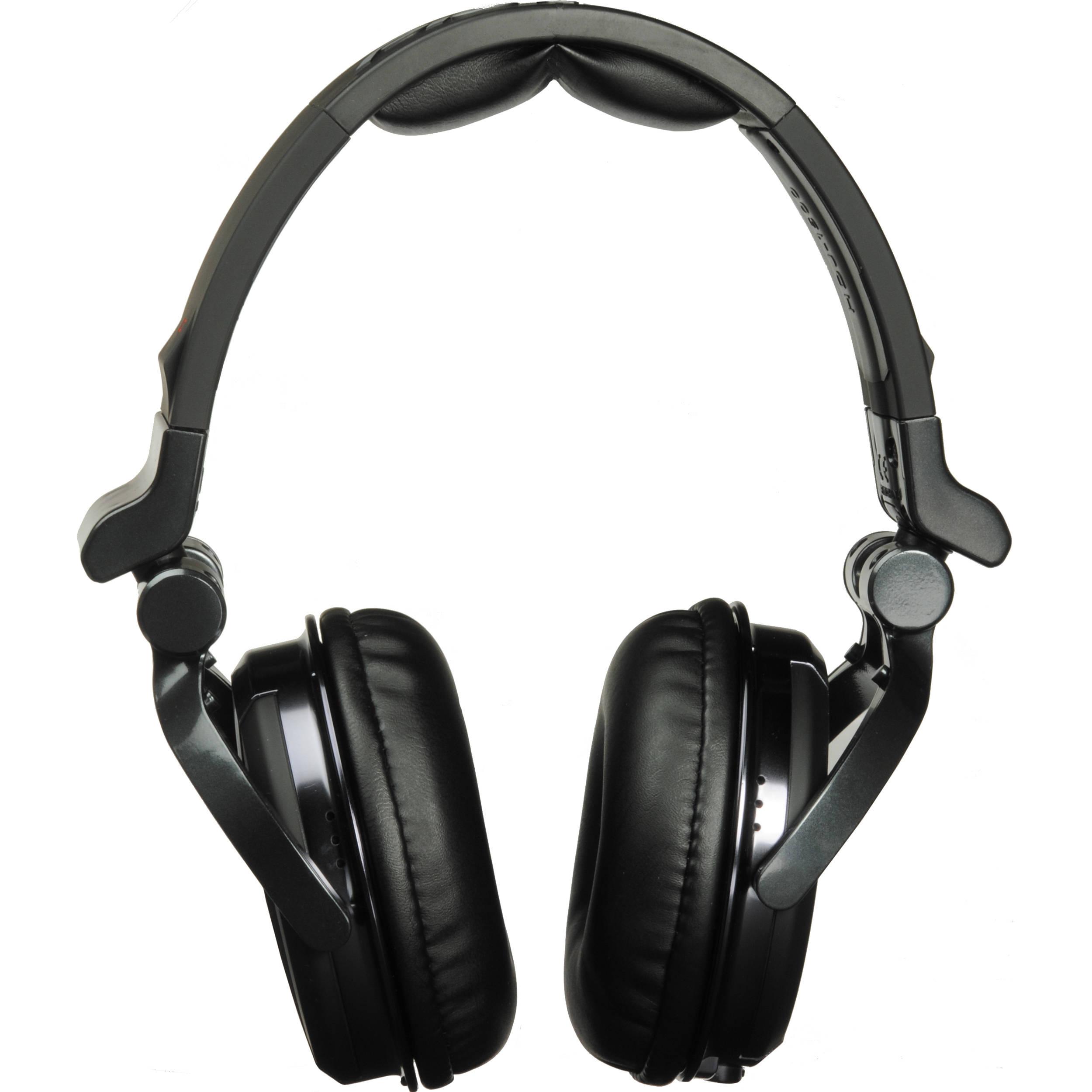 Pioneer HDJ-1500 Professional DJ Headphones (Black)