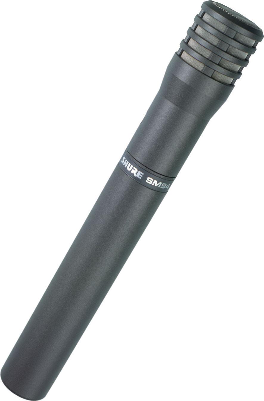Shure SM94 Condenser Instrument Microphone