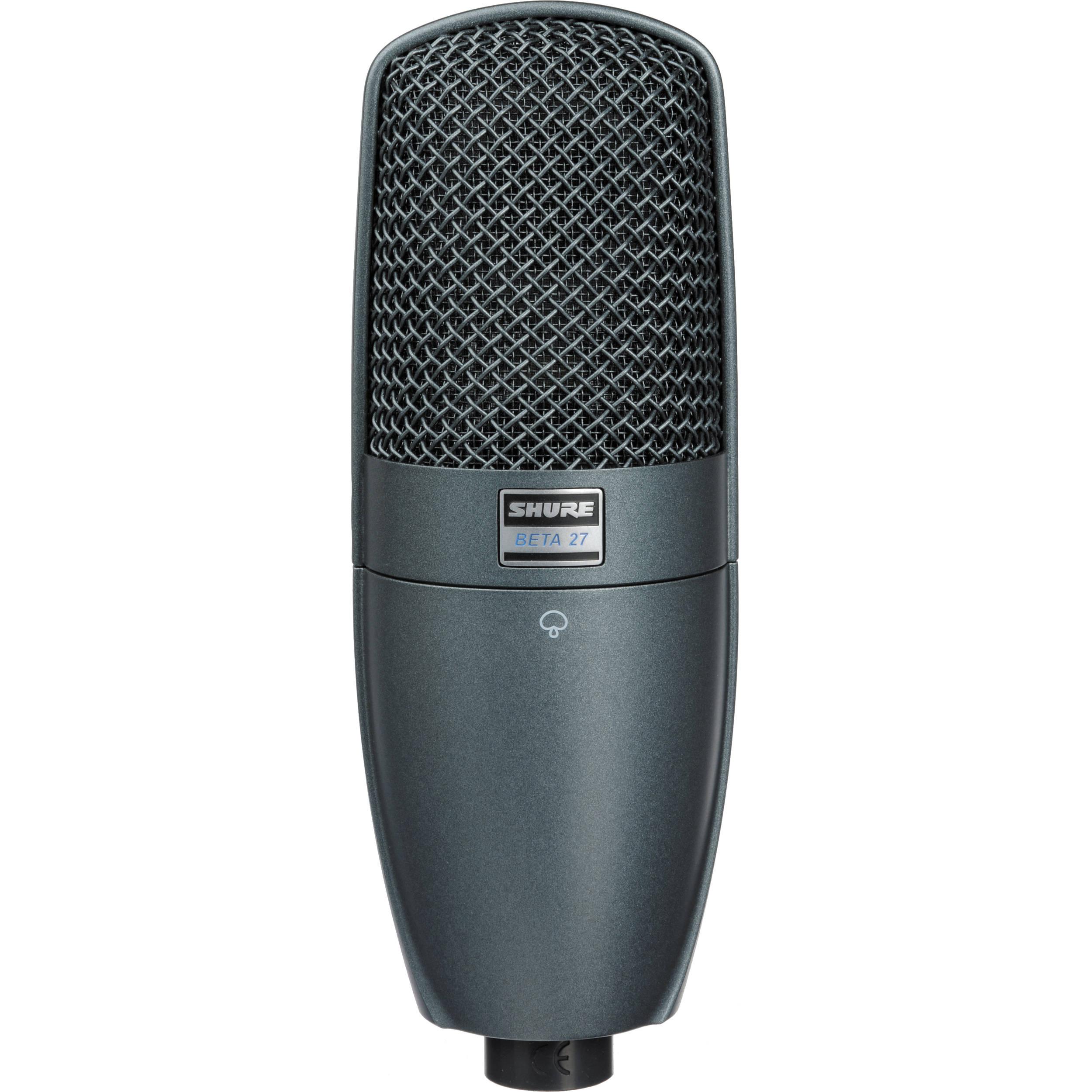 Shure BETA27 Condenser Microphone