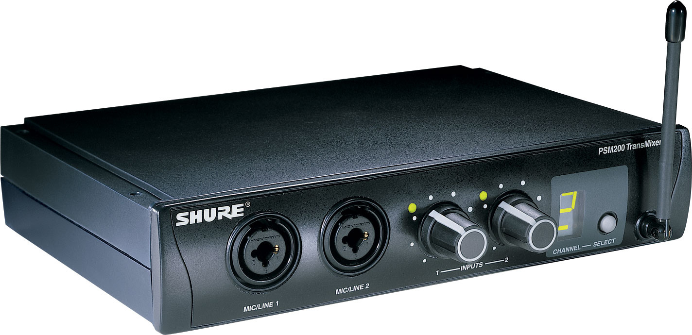 Shure P2T Wireless TransMixer