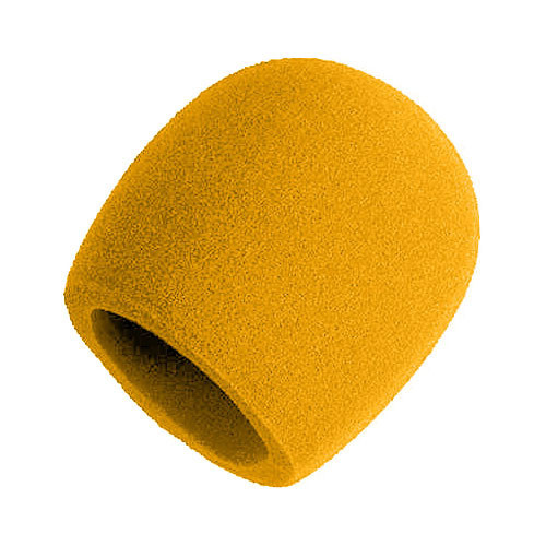 Shure Windscreen for SM58 - Yellow