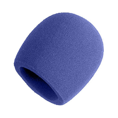 Shure Windscreen for SM58 - Blue