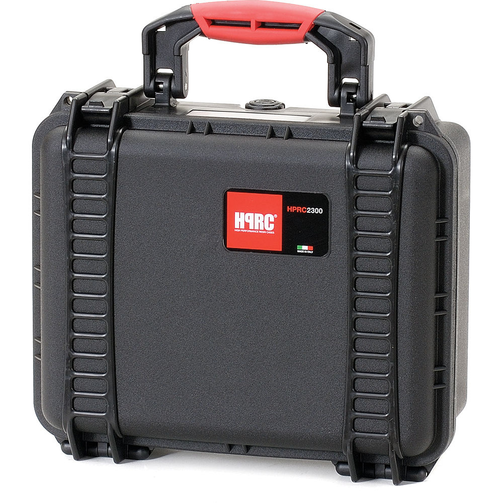 HPRC 2300E HPRC Hard Case with Empty Interior (Black)