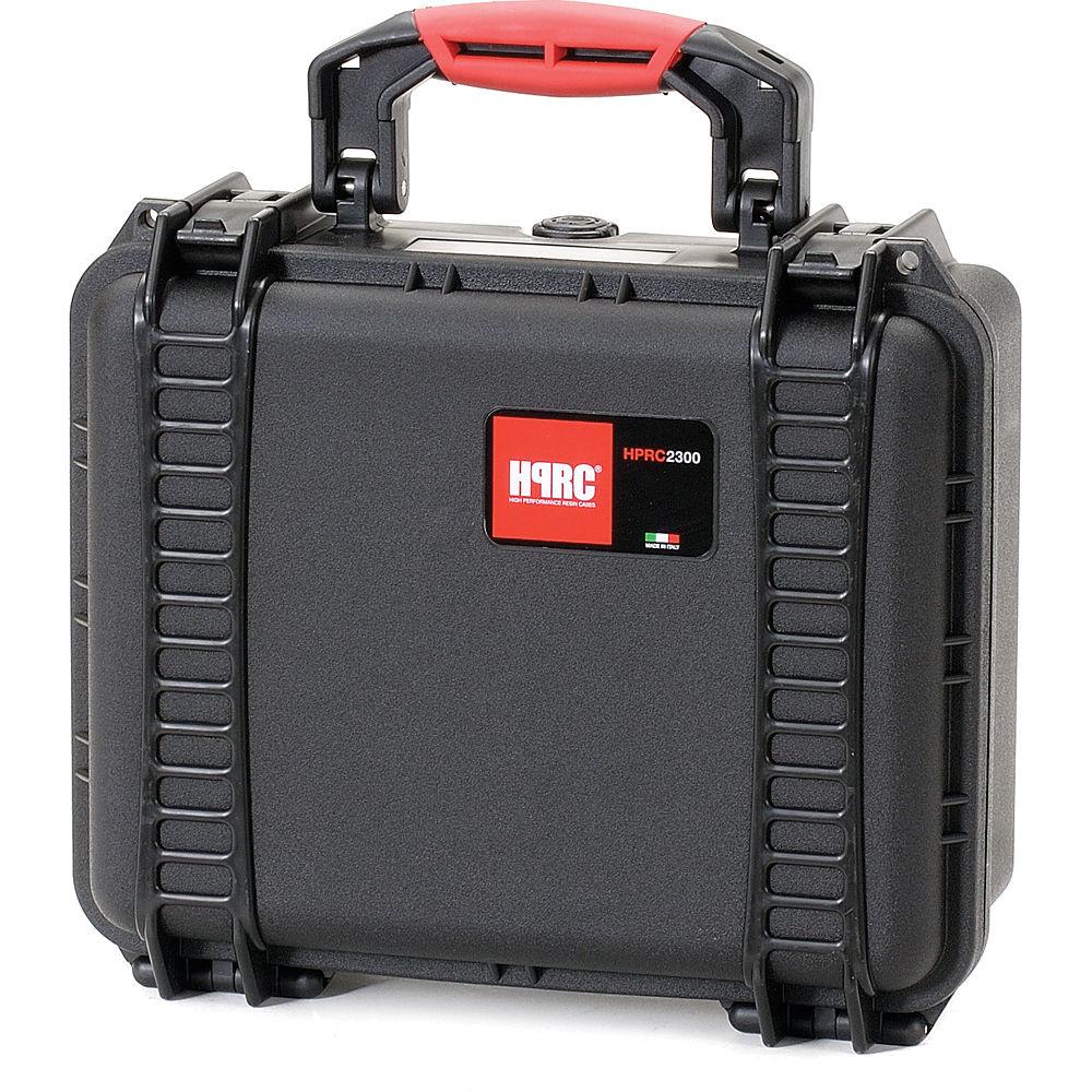 HPRC 2300E HPRC Hard Case with Empty Interior (Black)