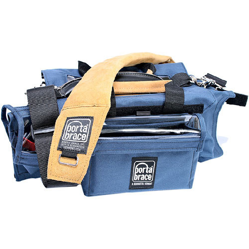 Porta Brace AO-1X Audio Organizer Case (Signature Blue)